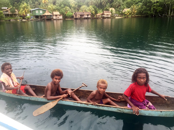 Solomon Islands travel blog