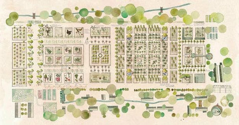 Babylonstoren farm south africa map