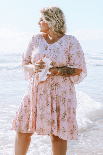 Rose Tunic Dress Love Story