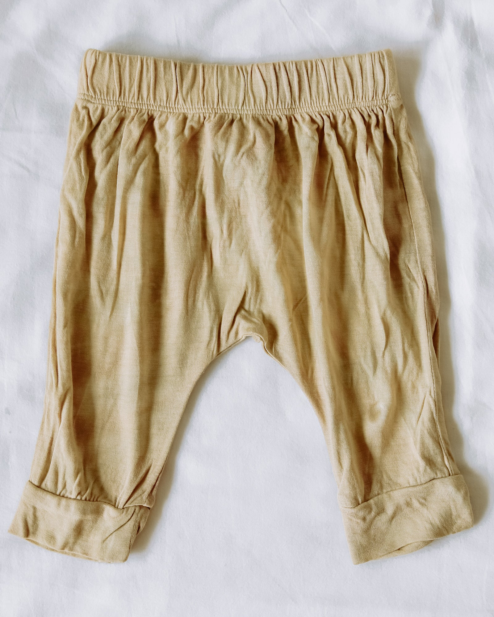 Honey Organic Bamboo Baby Pants Tie-Dye