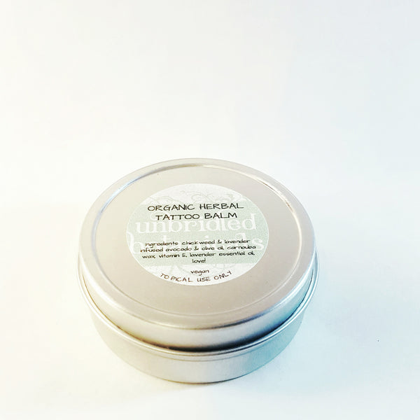 Lavender Tattoo Aftercare Balm