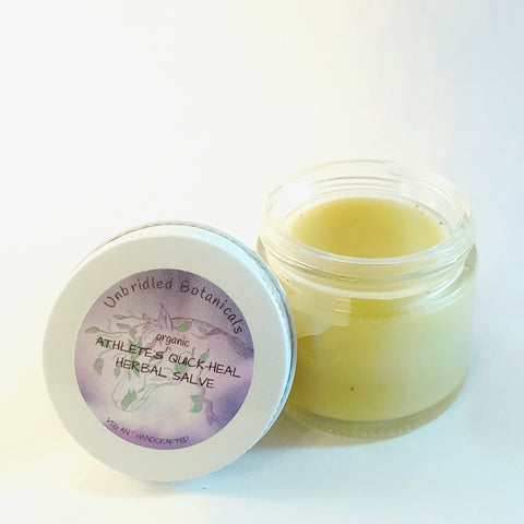 Athlete's Quick Heal Herbal Salve