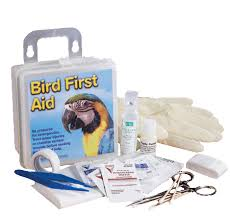 Bird First Aid Kits - Back in Stock!!!