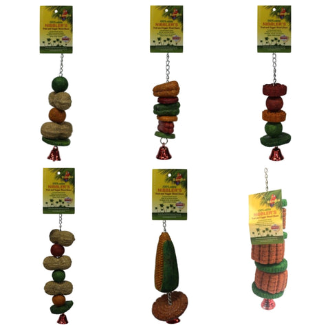 Birdie Nibbler Kabobs Now Available!!!