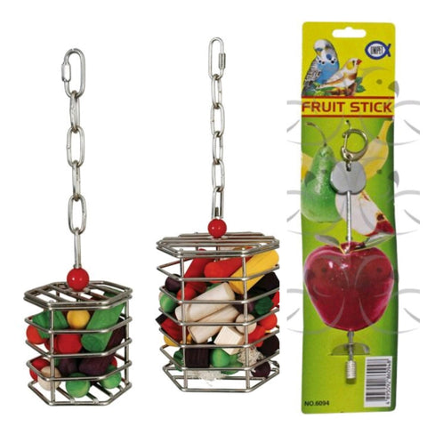 Buy any sized Baffle Cage and receive a FREE Fruitstick!!!!