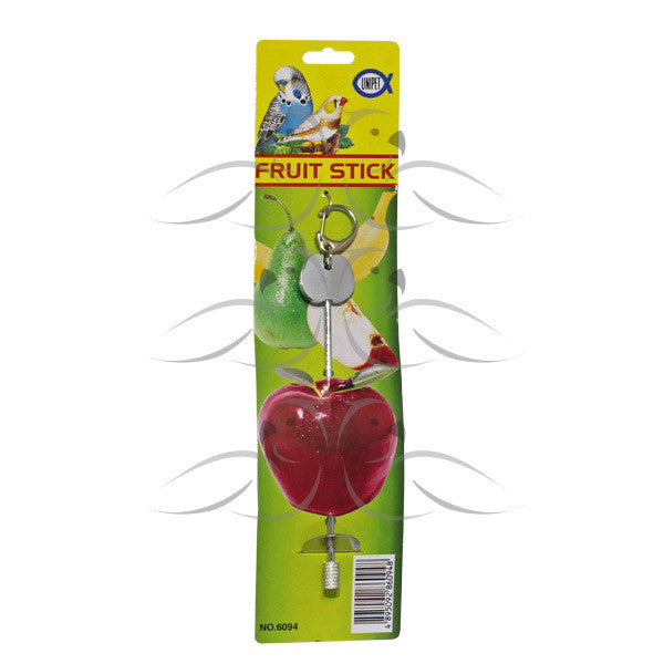 Stainless Steel Fruit Skewers for Birds