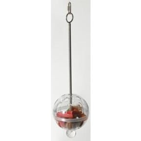 "Foraging Ball and Kabob 5""-PARROTBOX PET SUPPLIES"