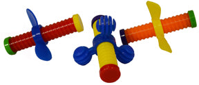 Wing Nuts Foot Toy - 3 Pack