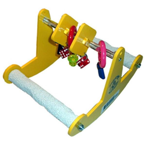 Tweeter Totter Rocker Small-PARROTBOX PET SUPPLIES
