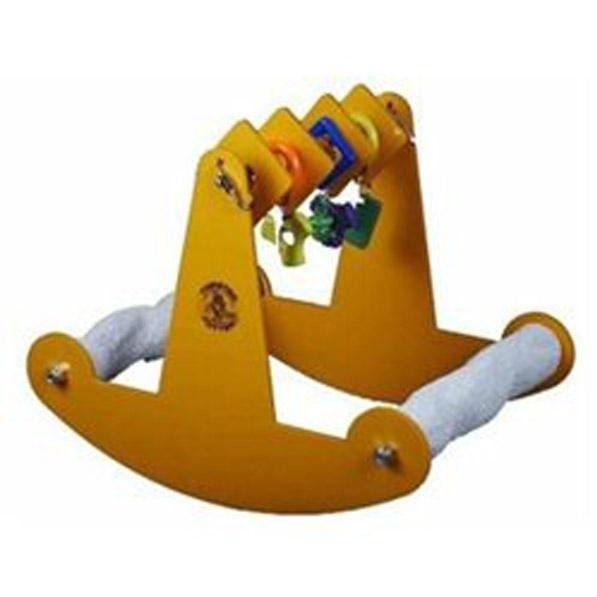 Tweeter Totter Rocker X-Small-PARROTBOX PET SUPPLIES