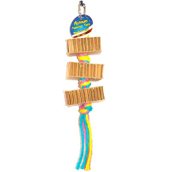 Blocks N Knots Small-PARROTBOX PET SUPPLIES