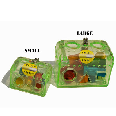 parrotbox lucky bird treasure chest