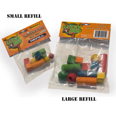 treasure chest refill parrotbox