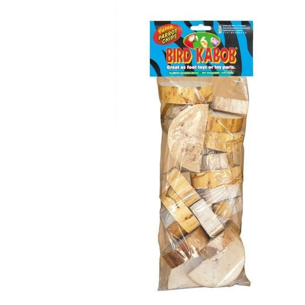 Bird Kabob - Parrot Chips-PARROTBOX PET SUPPLIES