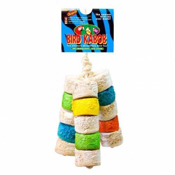 Bird Kabob - Chiquito 28CM-PARROTBOX PET SUPPLIES