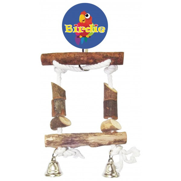 natural bird swing - parrotbox pet supplies