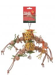 Birdie Pineapple Toy Large