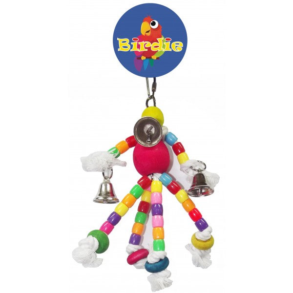 parrotbox, bird toy, bead and ball bird toy for small birds