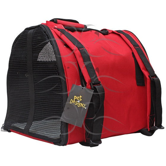 Carrier - Pet Designz Cosmo Backpack-PARROTBOX PET SUPPLIES