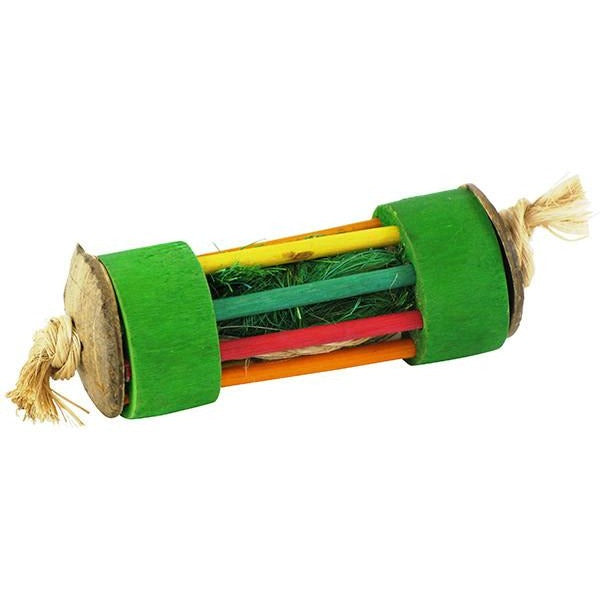 Bamboo Foot Toy-PARROTBOX PET SUPPLIES