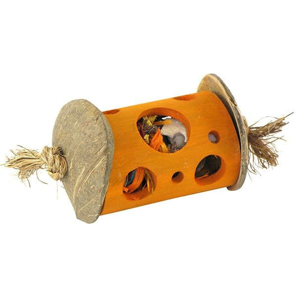 Bamboo Foraging Foot Toy Large-PARROTBOX PET SUPPLIES