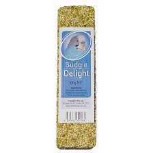 Parrotbox budgie delight bird treat bar passwell