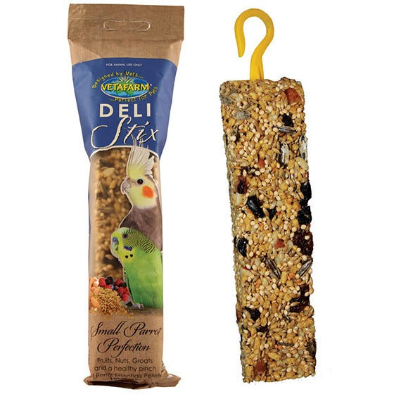 parrotbox pets delistix treat for birds