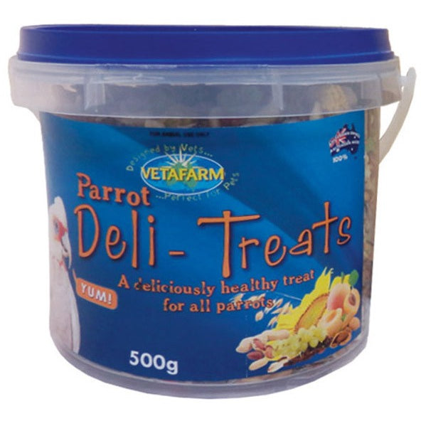 Deli - treats parrot treat food from parrotbox pet supplies