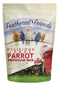 Premium Parrot Mix - Large Parrot (500gm)