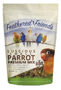 Premium Parrot Mix - Small Parrot (600gm)