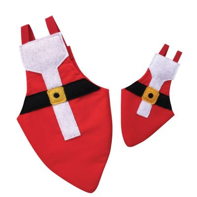 Flight Suit - Jolly St. Nicholas-PARROTBOX PET SUPPLIES
