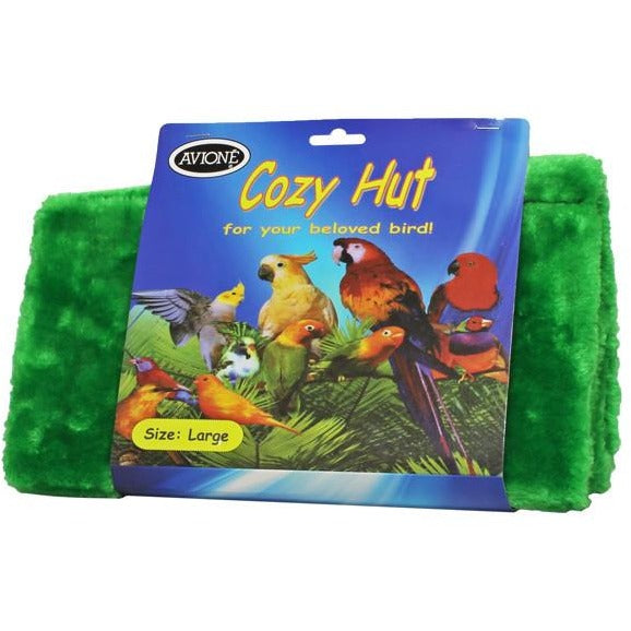 Bird Cozy Hut (Large) - PARROTBOX PET SUPPLIES