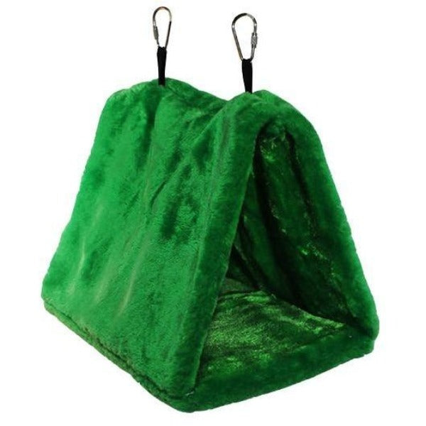 Bird Cozy Hut Large-PARROTBOX PET SUPPLIES