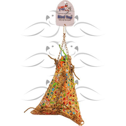 Piñata Large-PARROTBOX PET SUPPLIES