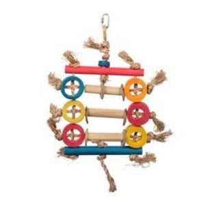 Bamboo Ring Abacus