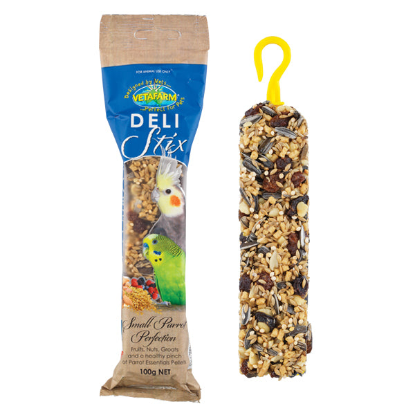 exotic bird treat bar, parrotbox pet supplies treat food for birds