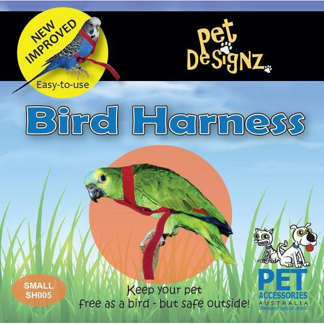 Harness Small - Slip On-PARROTBOX PET SUPPLIES