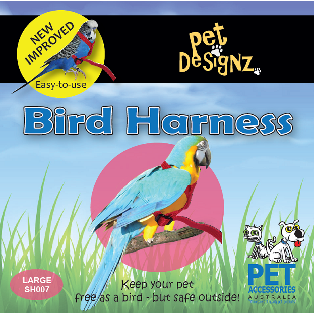 Harness Large - Slip On-PARROTBOX PET SUPPLIES