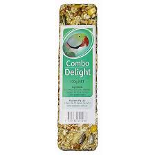 PARROTBOX PASSWELL COMBO DELIGHT TREAT BAR FOR BIRDS