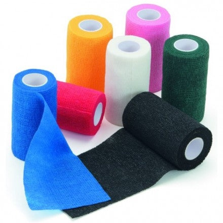 ValuWrap Cohesive Bandage for stands - Black
