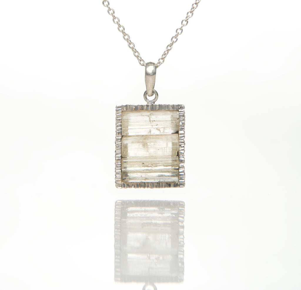 IMPERIAL TOPAZ QUAD NECKLACE