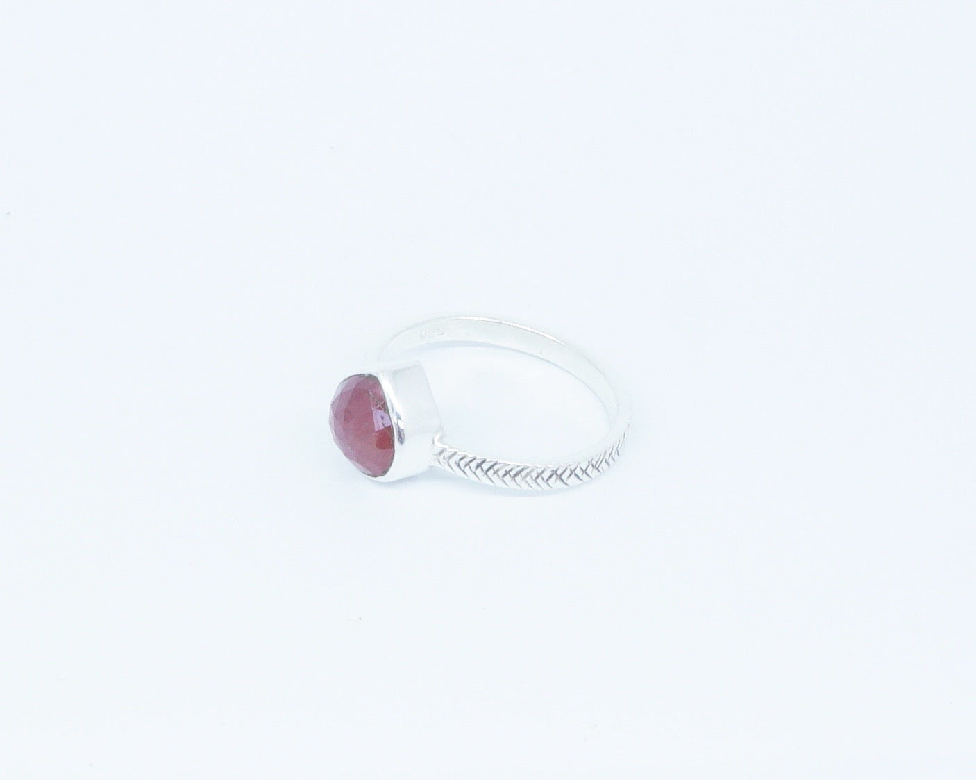 PINK TOURMALINE - MOON BAND