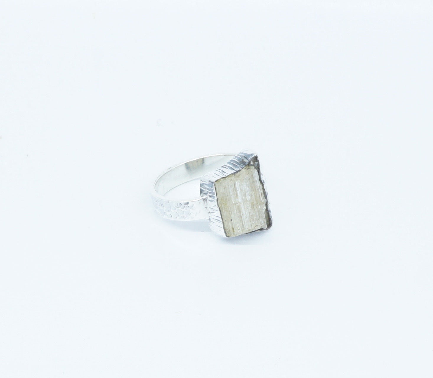 SQUARE YELLOW TOURMALINE