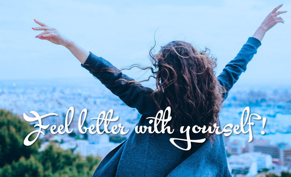 5 tips for feeling better about yourself