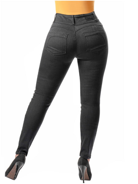 LOWLA 21843 | Butt Lifter Skinny Colombian Jeans for Women - LOWLA US