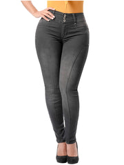 LOWLA 21845 | Butt Lifter Skinny Colombian Jeans for Women - LOWLA US