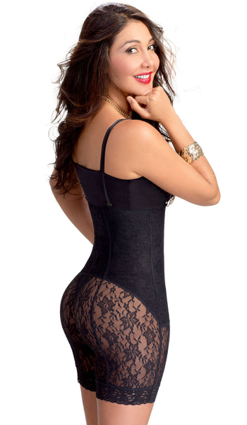 Body Shaper for Women Girdle with Lace Lowla 372 - Lowla US Fashion Shapewear - 3