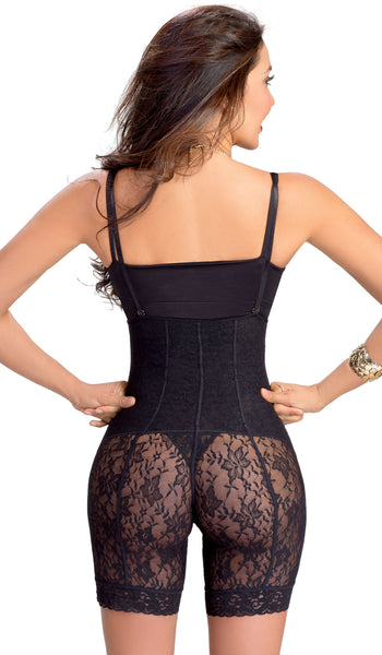 Body Shaper for Women Girdle with Lace Lowla 372 - Lowla US Fashion Shapewear - 4