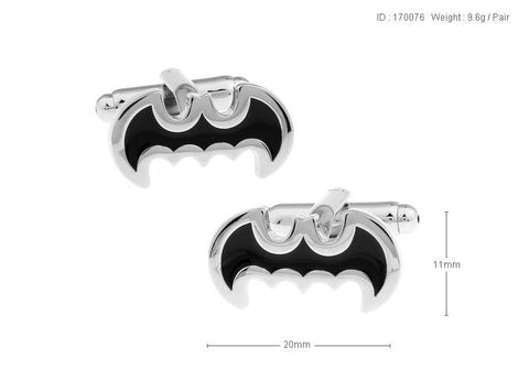 Batman Badge Cufflink For Men's