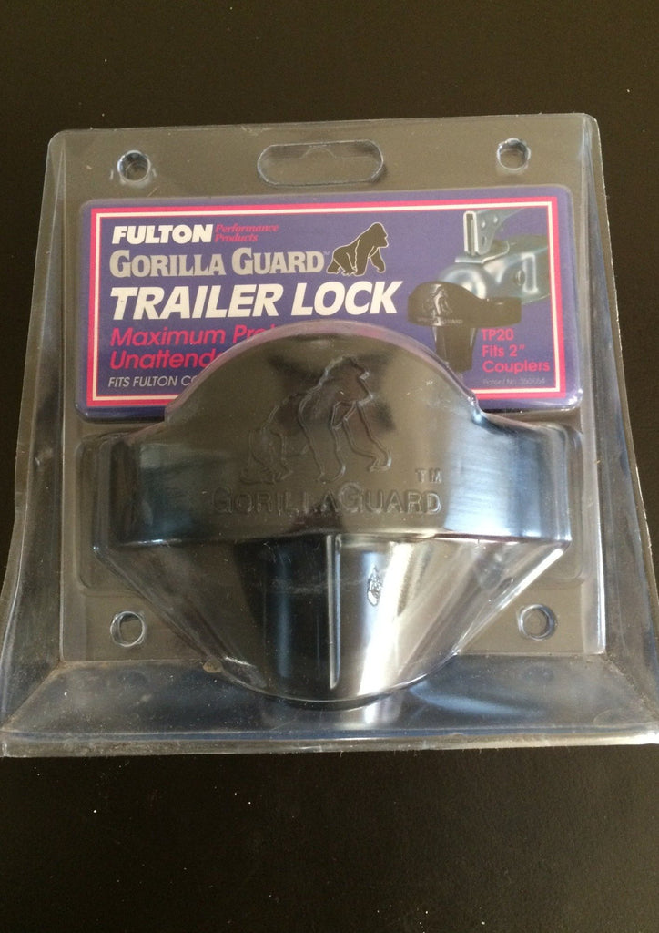 FULTON GORILLA GUARD TRAILER LOCK